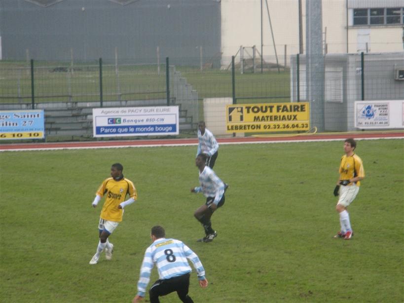 Pacy - Bastia
