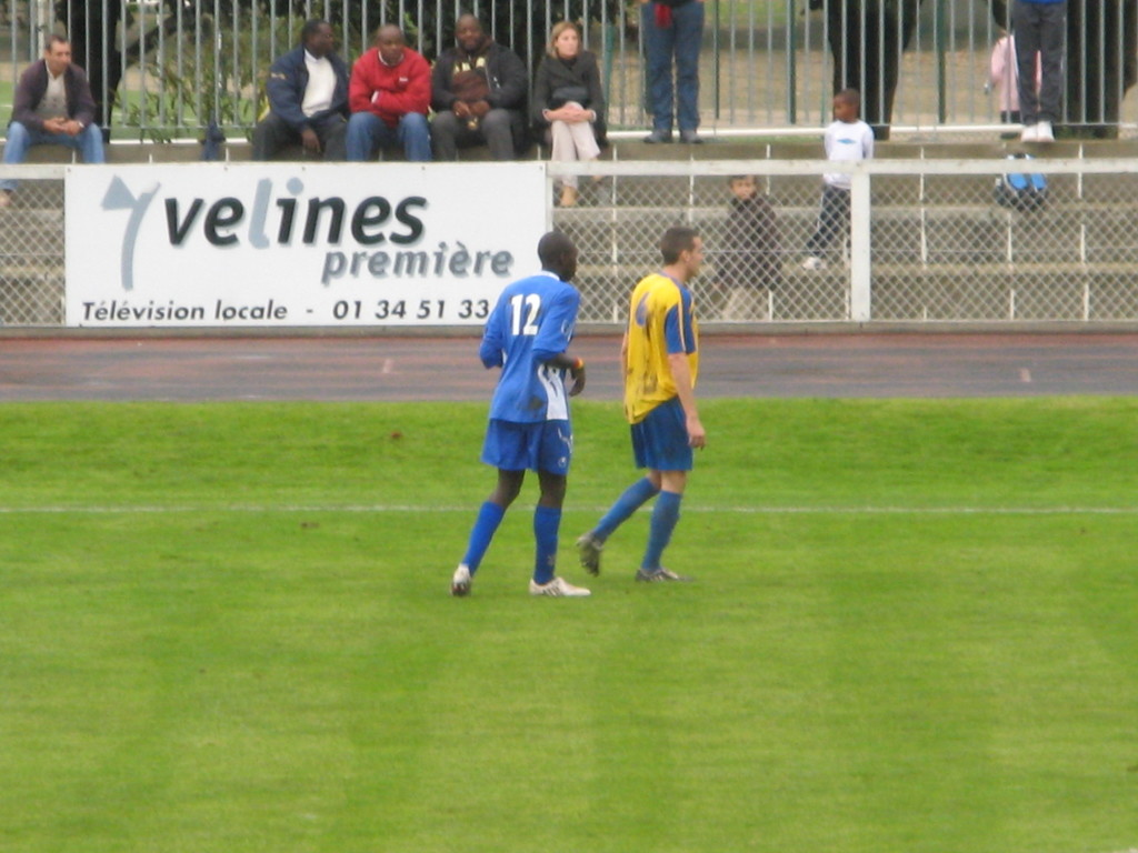 Poissy / Bastia CFA 2